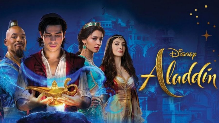 Aladdin (2019)- Movie Review