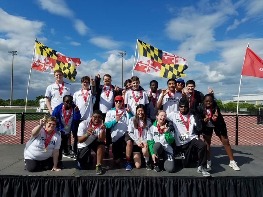 Tuscarora Unified Track wins State Championship… 3rd year in a row!