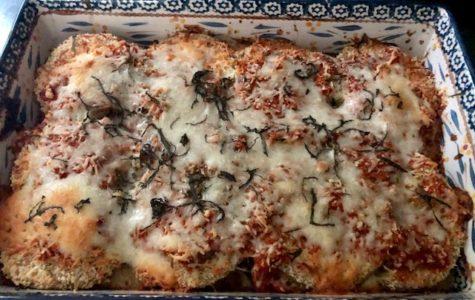 Culinary Corner: Eggplant Parmesan