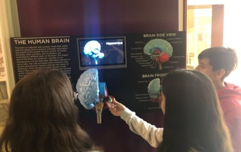 Bio-Med Class visits the National Museum of Health and Medicine
