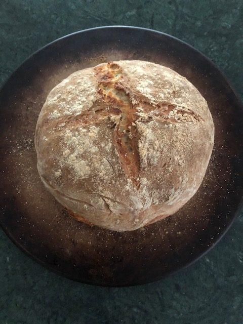 Culinary Corner: Rustic Homemade Bread