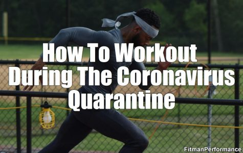 Stay in Shape During Quarantine!