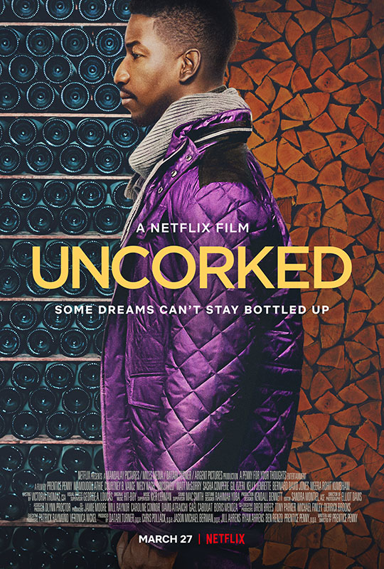 Movie Review: Uncorked