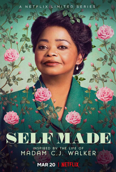 Movie Review: Self Made: Inspired by the Life of Madam C.J. Walker