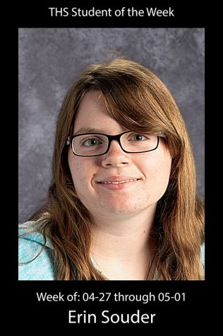 Student of the Week: Erin Souder