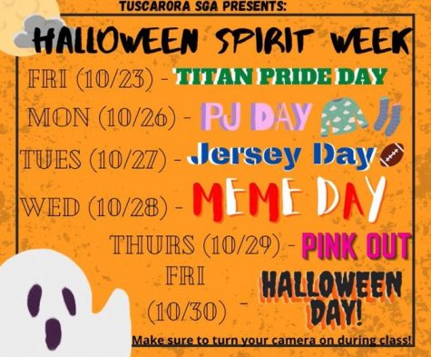Fall Spirit Week: Let