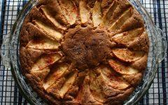 Navigation to Story: Culinary Corner: Ava's Apple Bake