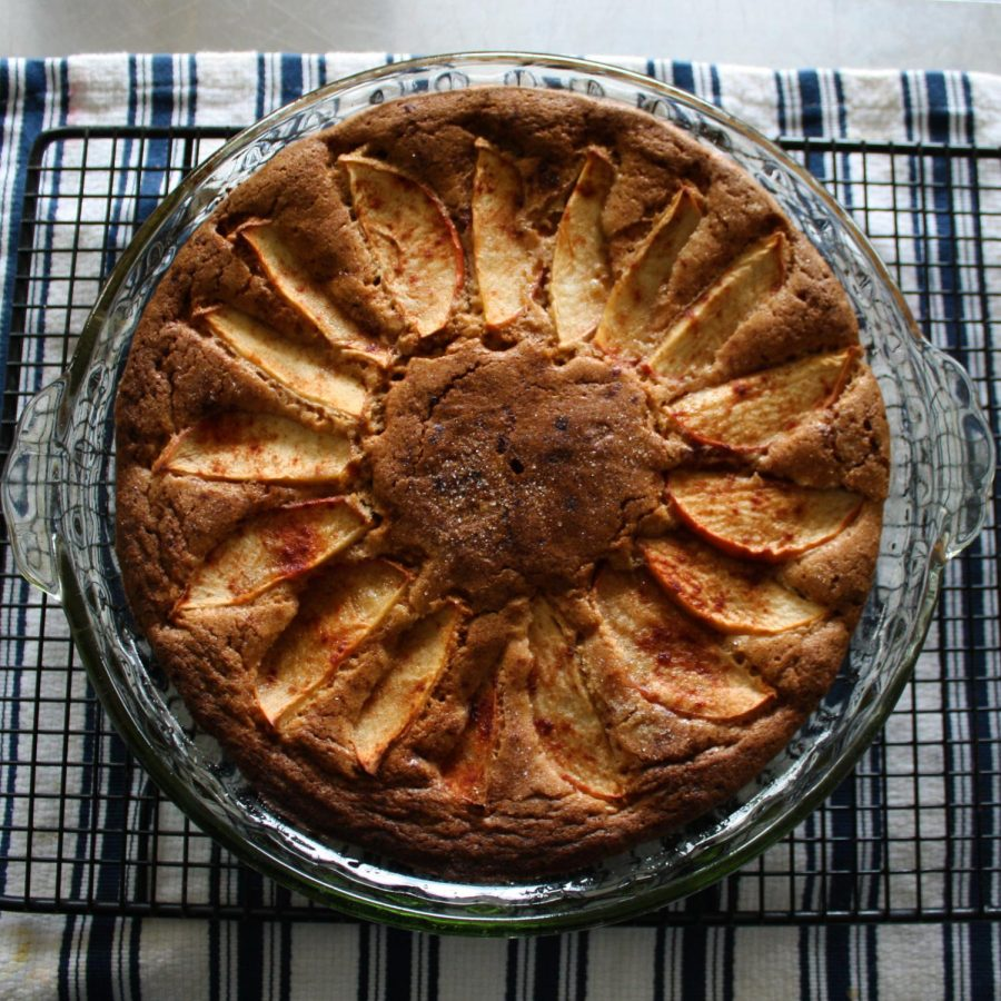 Culinary Corner: Ava's Apple Bake
