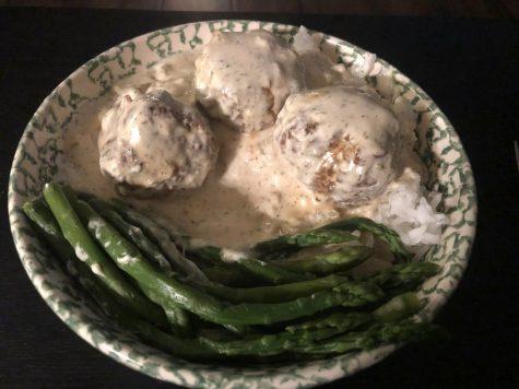 Culinary Corner: Dilly Meatballs