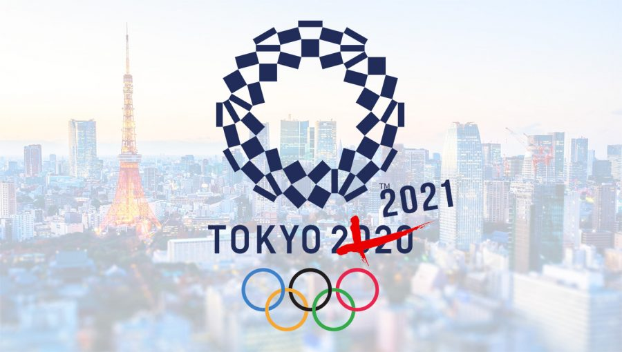 Get ready for the 2020 summer Olympics in the summer of 2021...