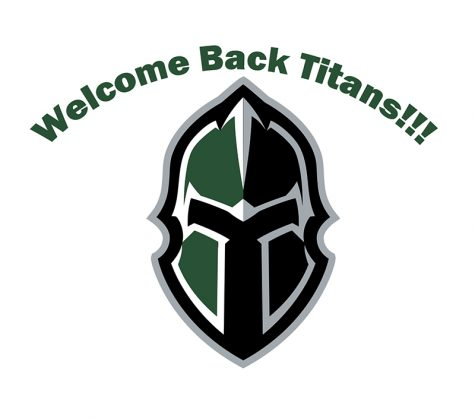 Welcome Back Titans!