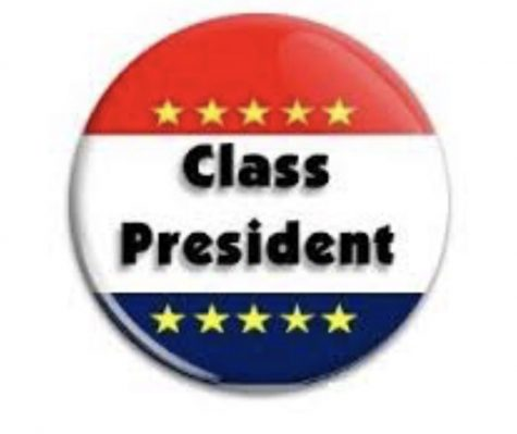 Welcome the New Class Presidents!